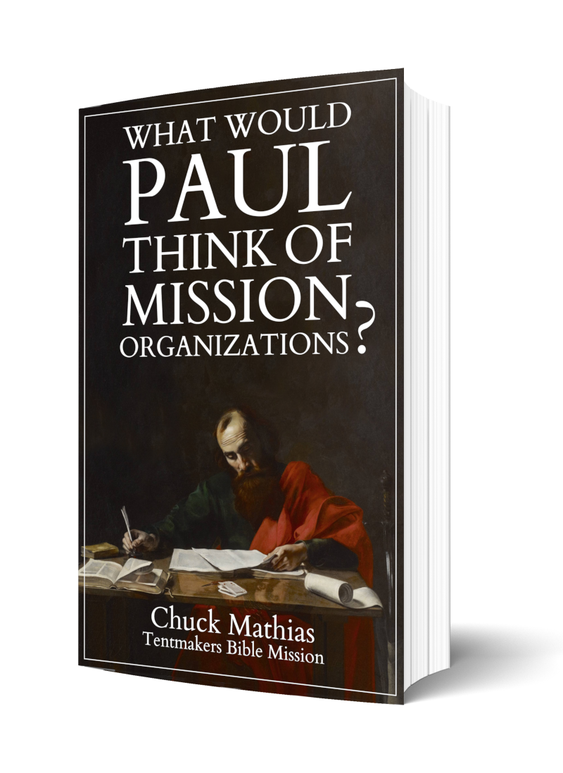 Free Ebook - What would Paul ting of mission organziations?